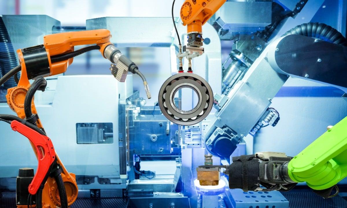 Máquinas vão controlar máquinas