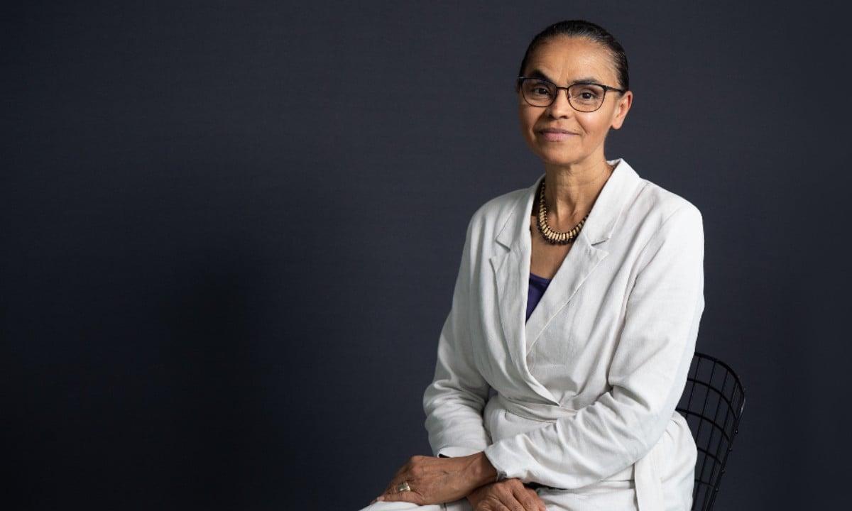 A historiadora, psicopedagoga, ambientalista e líder da Rede Sustentabilidade, Marina Silva. Foto: Wanezza Soares/CartaCapital
