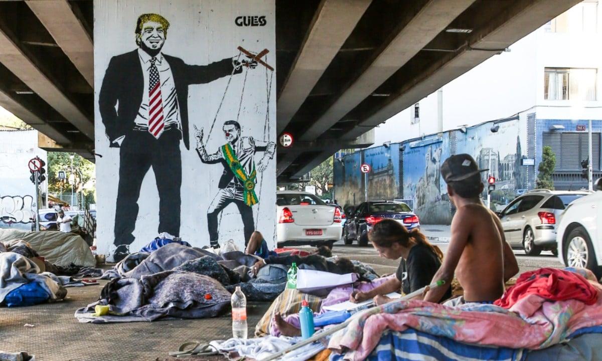 Por que ricos ficaram mais ricos e pobreza explodiu na pandemia?. Foto: AFP.