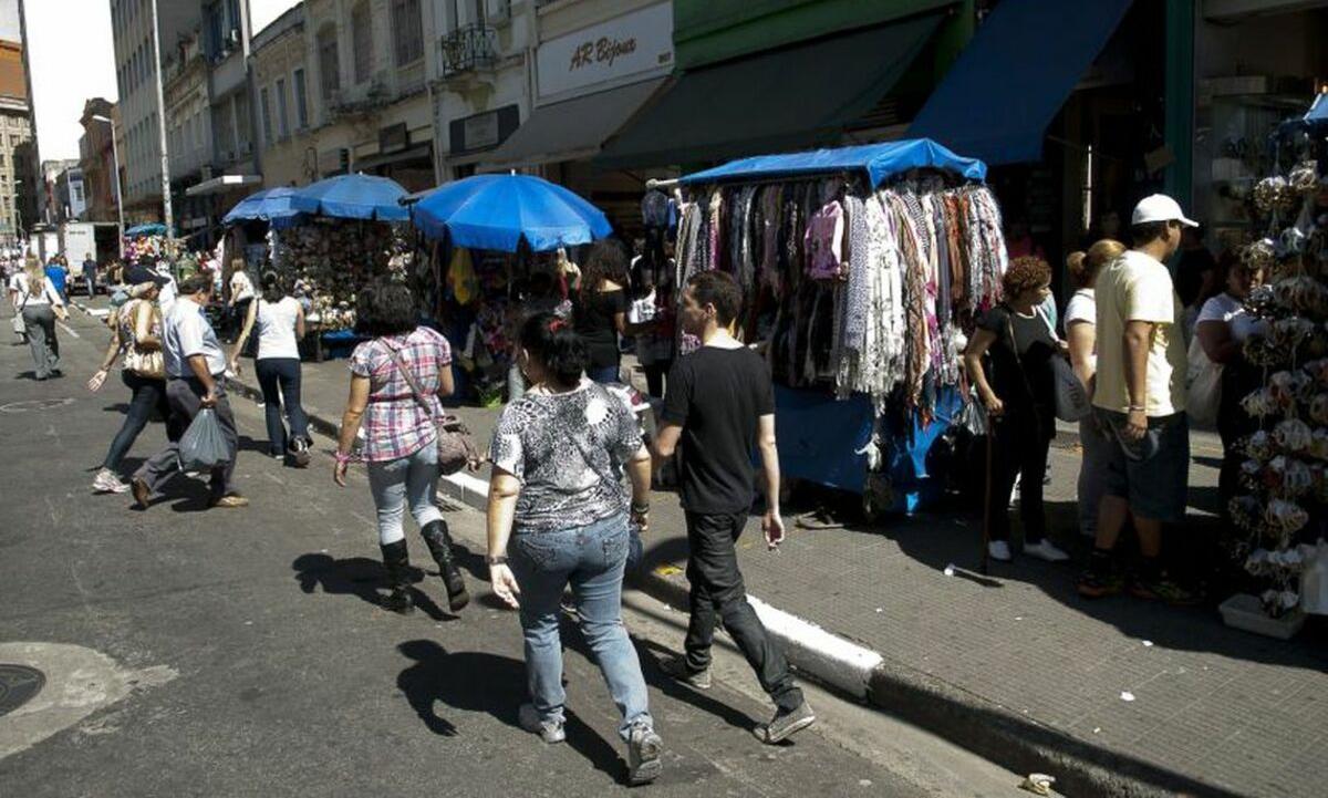 Ocupações informais lideram geração de empregos. Foto: Arquivo/Agência Brasil