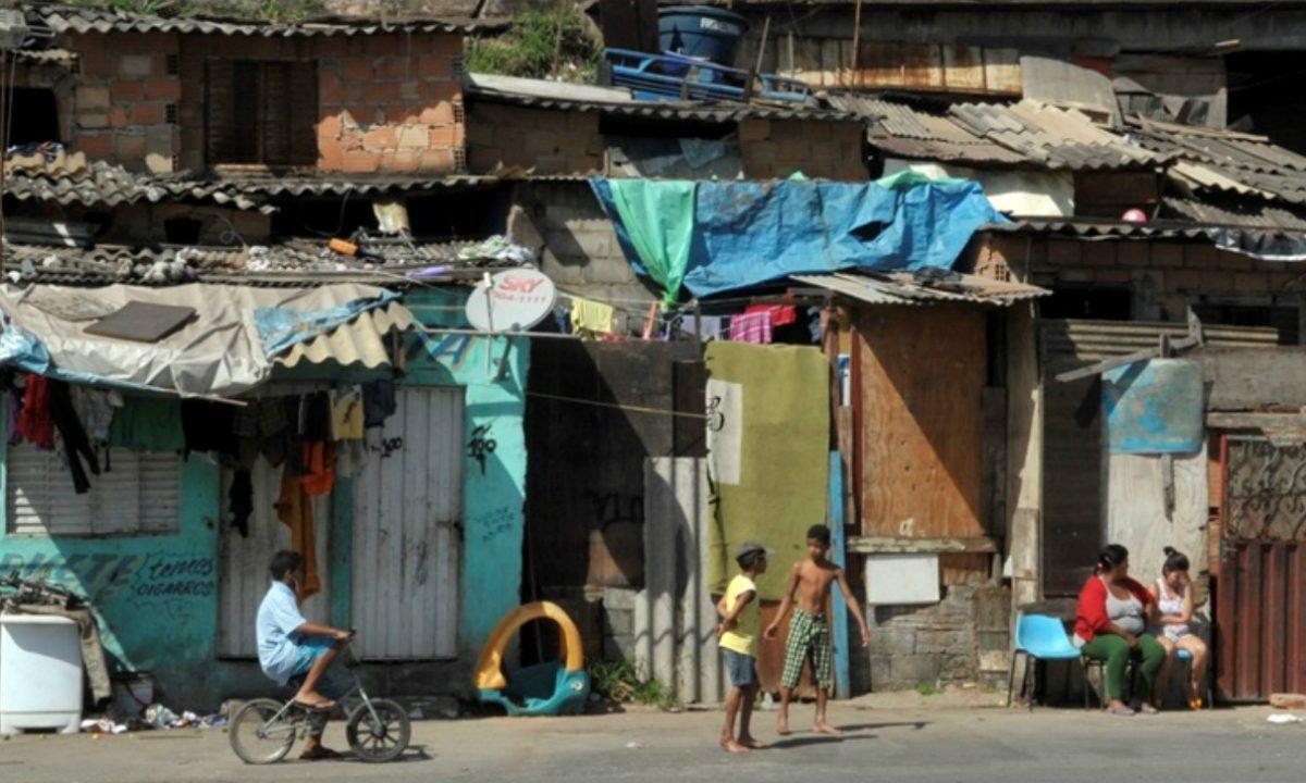 Favela (Foto: Agência Brasil)
