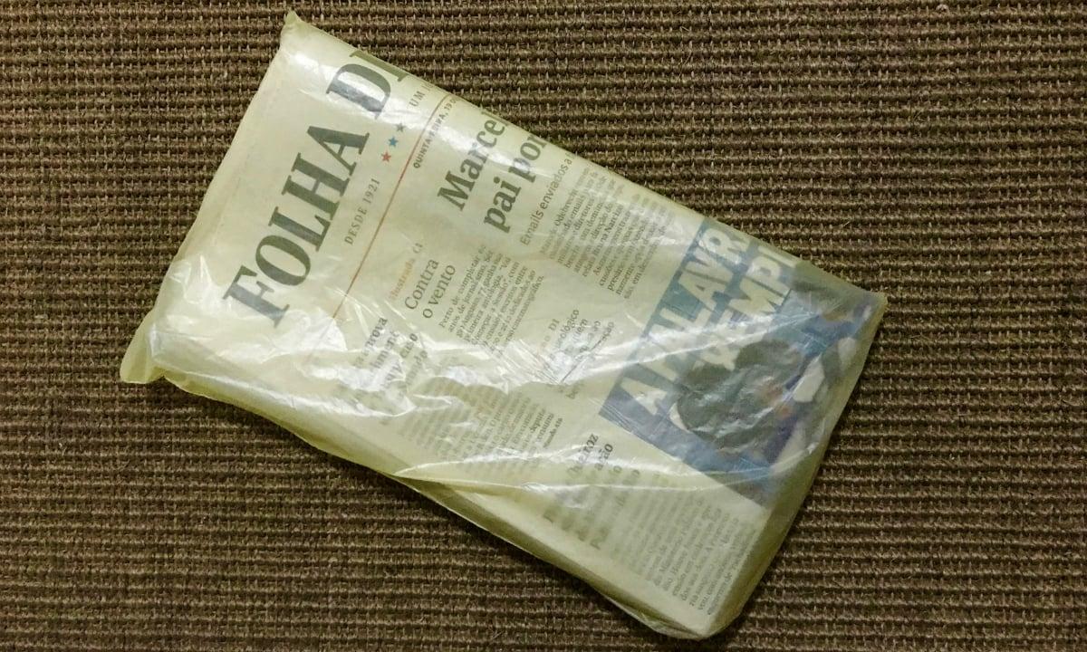 Folha de S.Paulo (Foto: Alberto Villas)