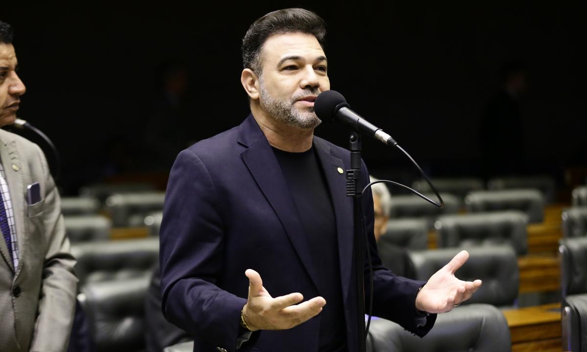 O deputado federal Marco Feliciano. Foto: Michel Jesus/Câmara dos Deputados