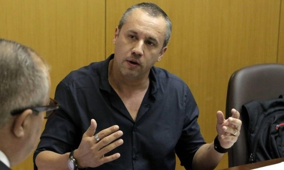 O secretário especial de Cultura, Roberto Alvim. Foto: Ministério da Cidadania