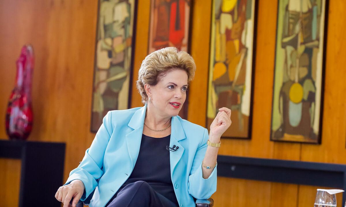 Ex-presidente Dilma Rousseff (PT). Foto: Roberto Stuckert Filho