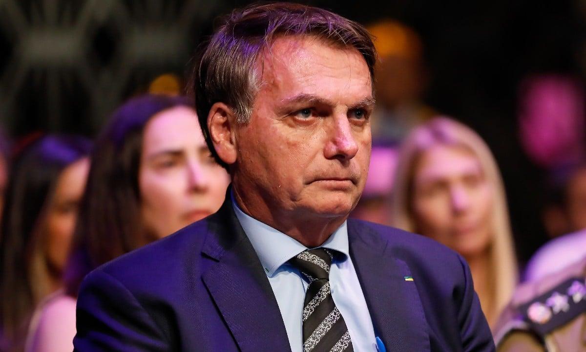 O presidente Jair Bolsonaro (Foto: Carolina Antunes/PR)