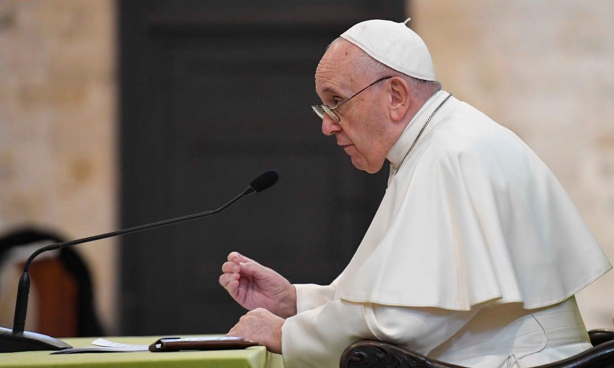 Papa Francisco (Foto: VATICAN MEDIA / AFP)