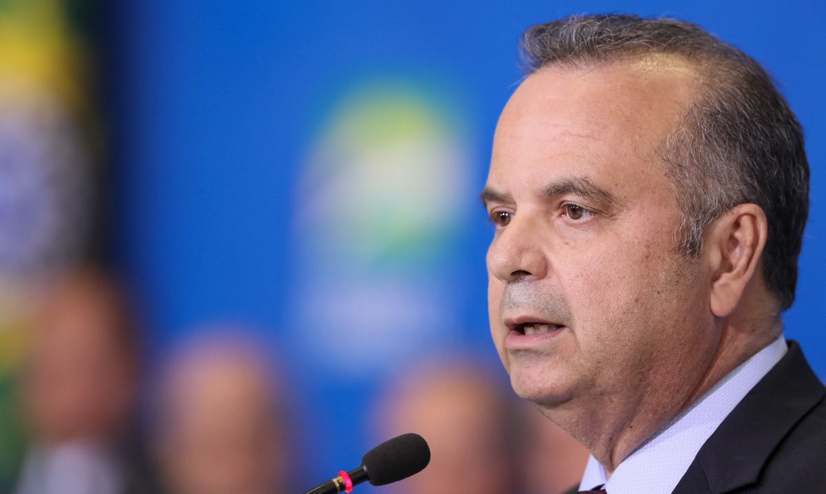Rogério Marinho atuou pela reforma da Previdência e foi relator da reforma trabalhista durante o governo de Michel Temer. Foto: Isac Nóbrega/PR