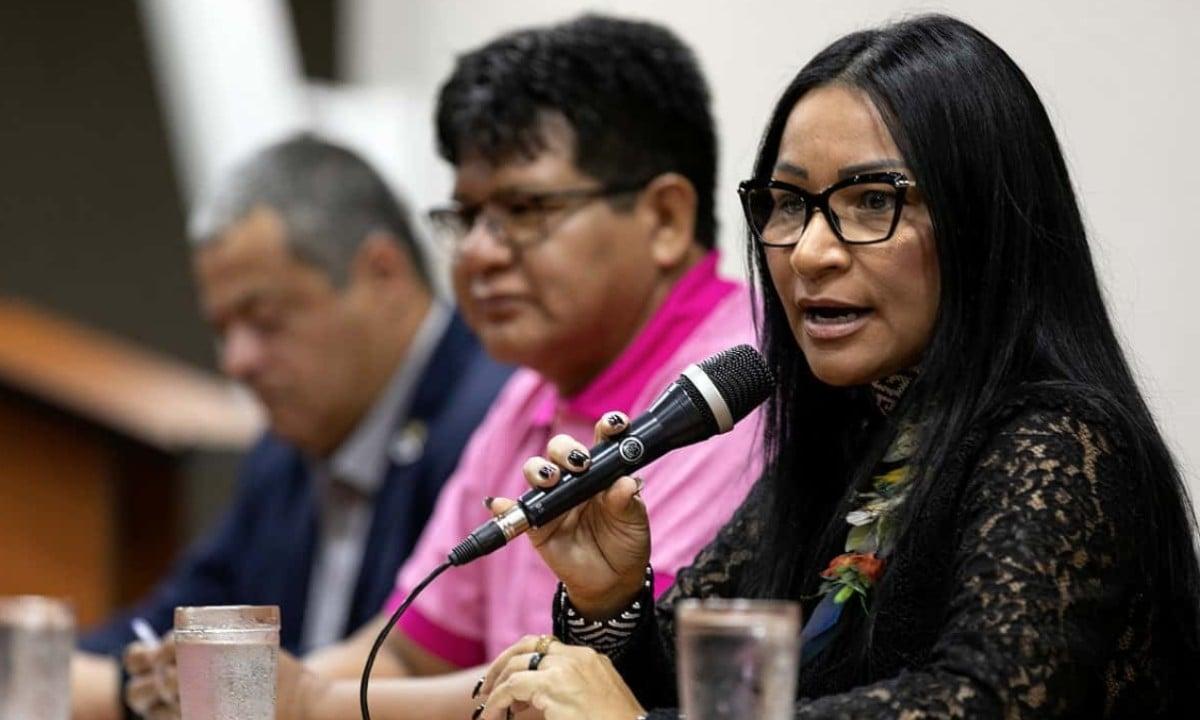 Silvia Nobre estava no cargo há menos de um ano – ela assumiu em abril de 2019 (Foto: Redes Sociais)