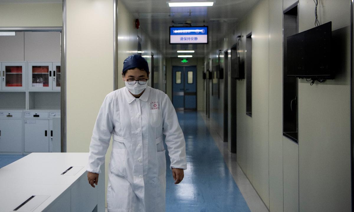 Coronavírus na China. Foto: AFP