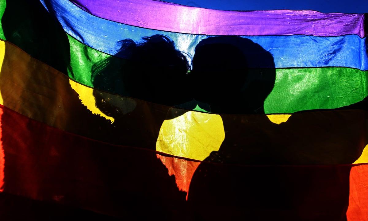 Parada LGBT de São Paulo. Foto: Paulo Pinto/FotosPublicas.