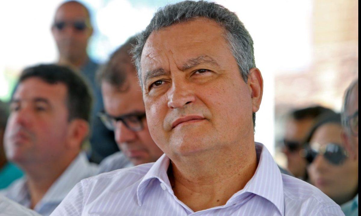 Governador da Bahia, Rui Costa. Foto: Governo da Bahia.