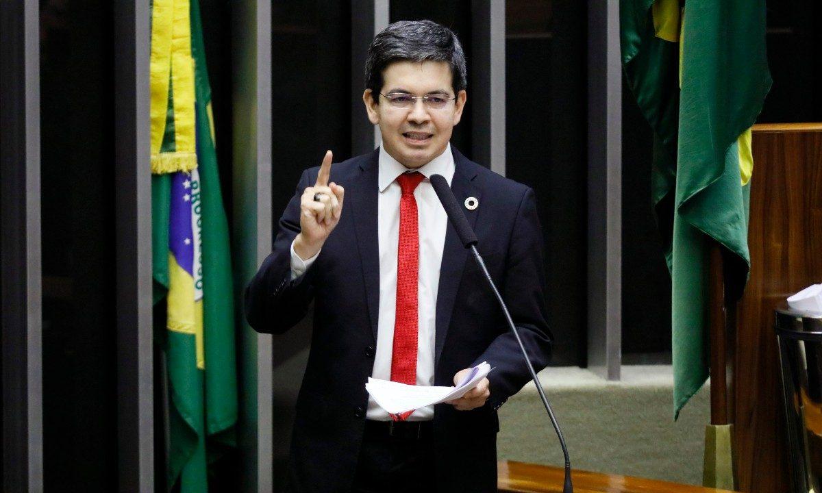 Senador Randolfe Rodrigues (Foto: Luis Macedo/Câmara dos Deputados)