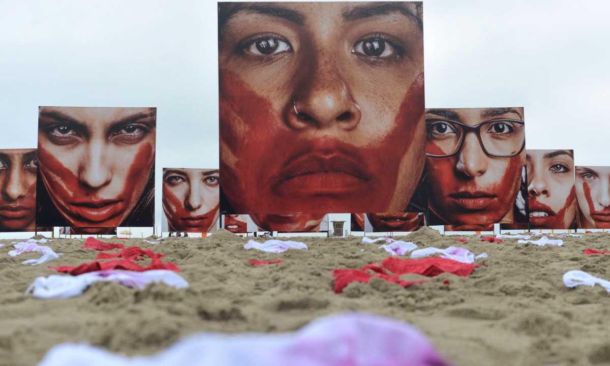 O Brasil tem a quinta maior taxa de feminicídios no mundo (Foto: Tânia Rêgo/Agência Brasil)