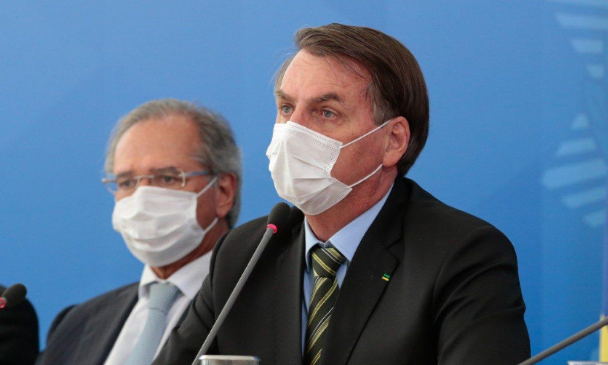 Contra coronavírus, Bolsonaro e Guedes apelam a arsenal estatal ...