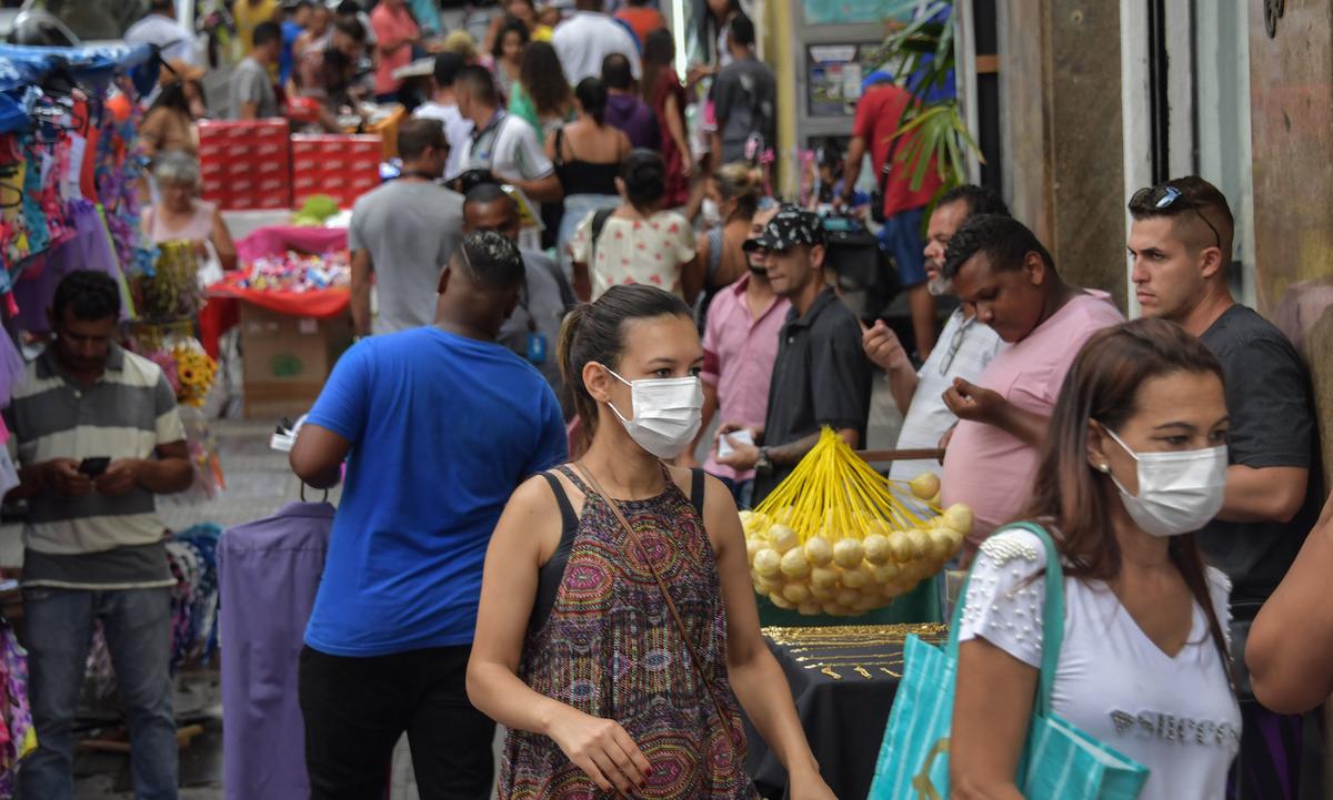 O estado de São Paulo concentra maioria dos casos de coronavírus no Brasil. Foto: Nelson Almeida/AFP