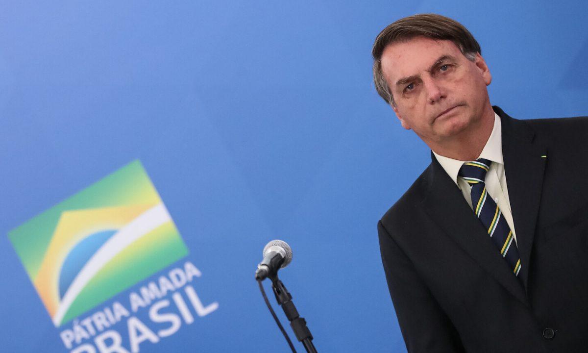 Presidente Jair Bolsonaro. Foto: PR