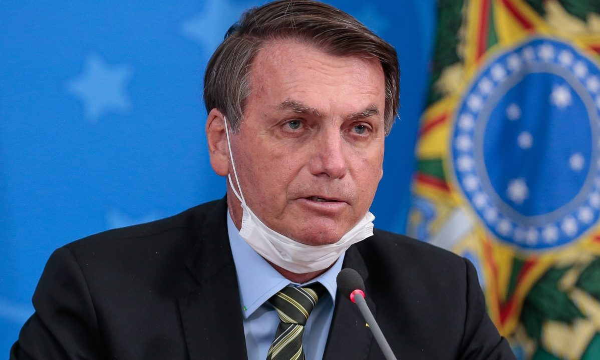 O presidente Jair Bolsonaro. Foto: Carolina Antunes/Agência Brasil