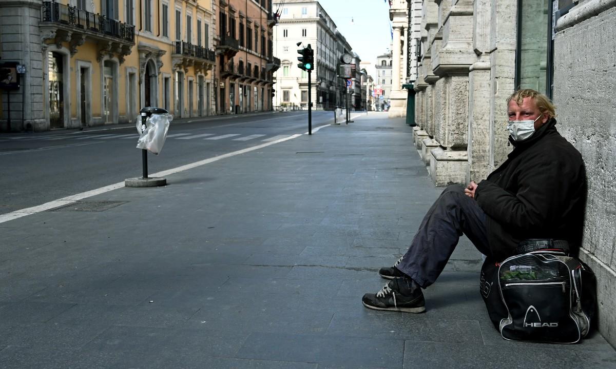 Foto: Vicenzo Pinto/AFP