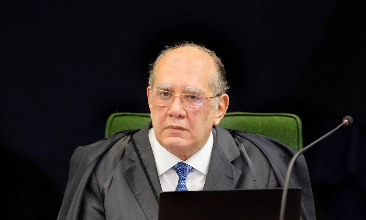 O ministro Gilmar Mendes, do STF. Foto: Rosinei Coutinho/SCO/STF