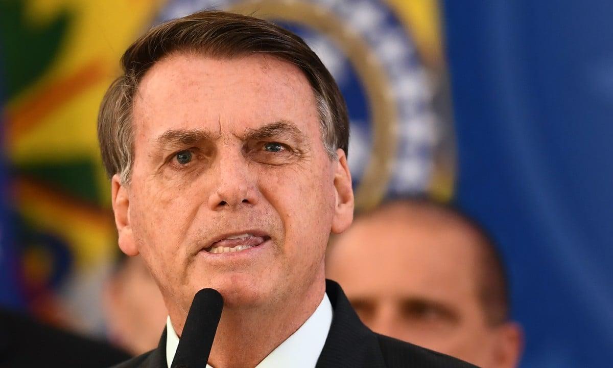 Jair Bolsonaro (Foto: EVARISTO SA / AFP)