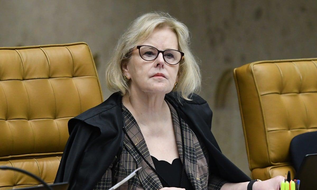 A ministra do STF Rosa Weber. Foto: Carlos Moura/SCO/STF