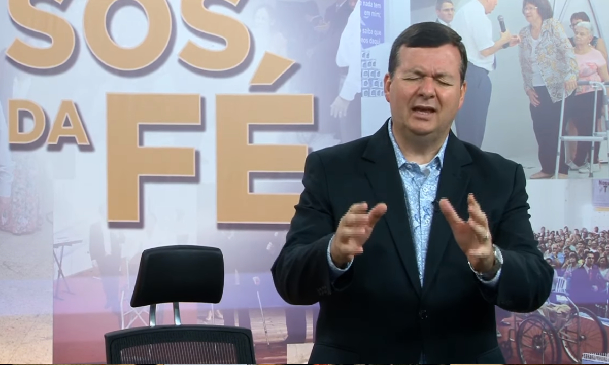 Programa SOS da Fé (Foto: Reprodução/TV)