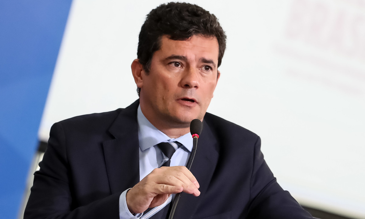 Sergio Moro diz que apresentará provas contra Bolsonaro no STF ...