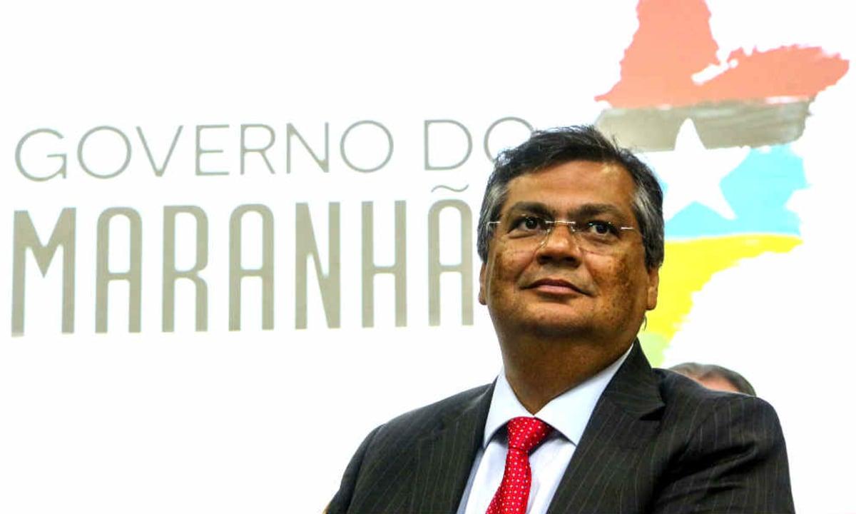 Governador do Maranhão, Flávio Dino. Foto: Gilson Teixeira/GMA