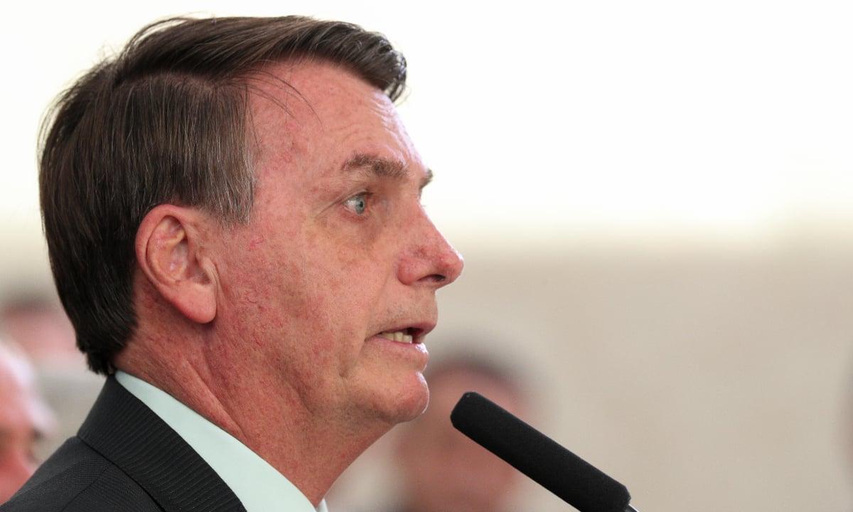 Presidente Jair Bolsonaro é investigado pelo MPF. Foto: AFP