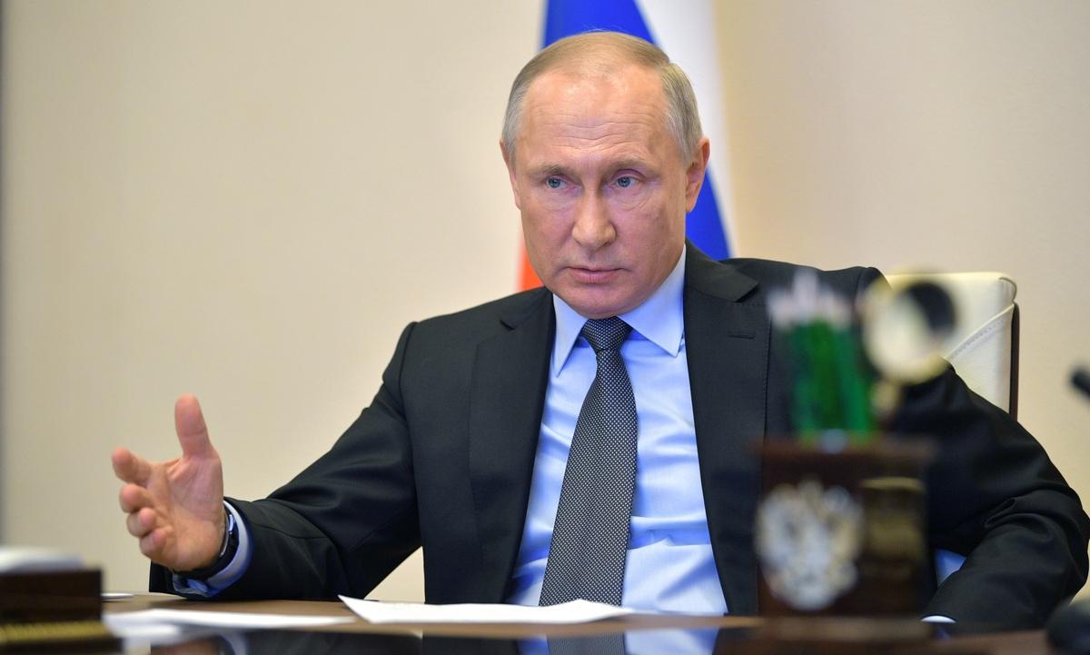 O presidente da Rússia, Vladimir Putin. Foto: Alexey DRUZHININ/SPUTNIK/AFP