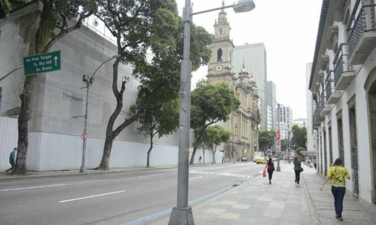 Coronavírus torna as cidades desertas (Foto: Marcello Casal Jr./Agência Brasil)