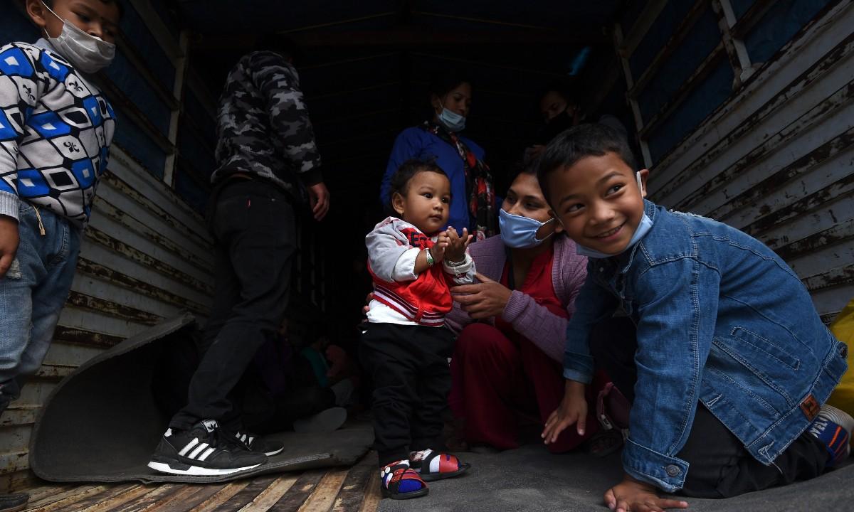 Foto: Prakash Mathema/AFP