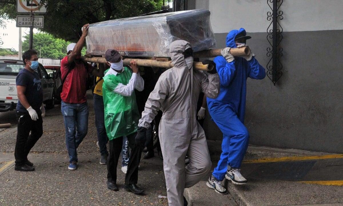 (Foto: JOSE SANCHEZ LINDAO / AFP)
