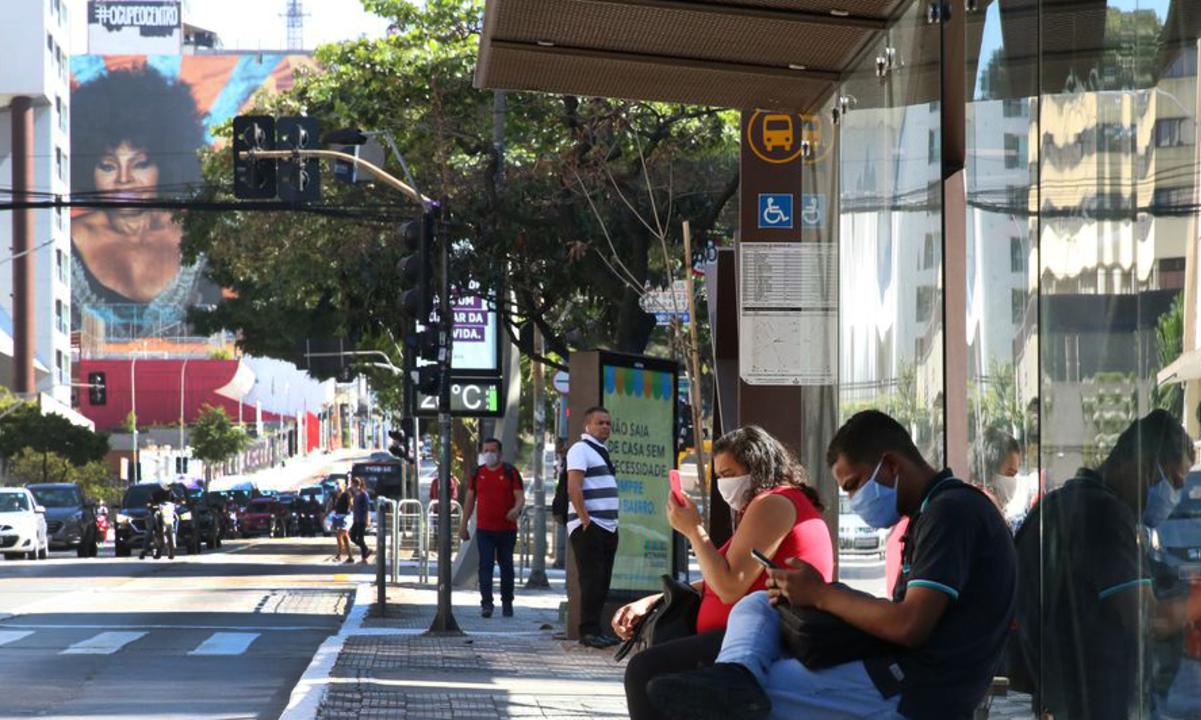 São Paulo é o estado brasileiro com mais mortes e infecções por coronavírus. Foto: Rovena Rosa/Agência Brasil