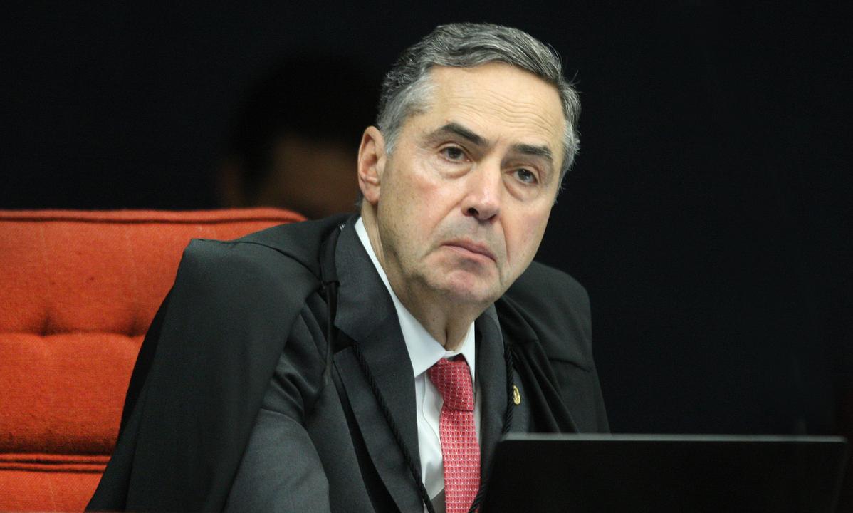 O novo presidente do Tribunal Superior Eleitoral (TSE), ministro Luís Roberto Barroso. Foto: Nelson Jr./SCO/STF
