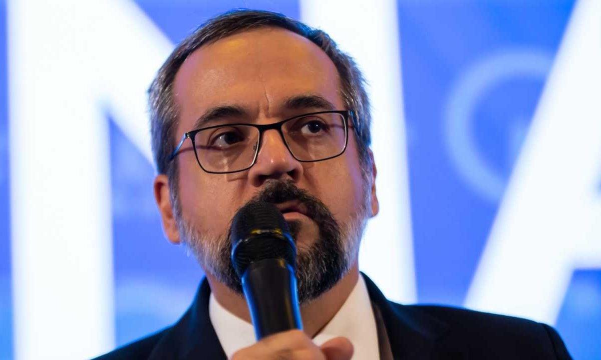 Ministro da Educação, Abraham Weintraub, está irredutível ao apelo (Foto: Walterson Rosa/MEC)