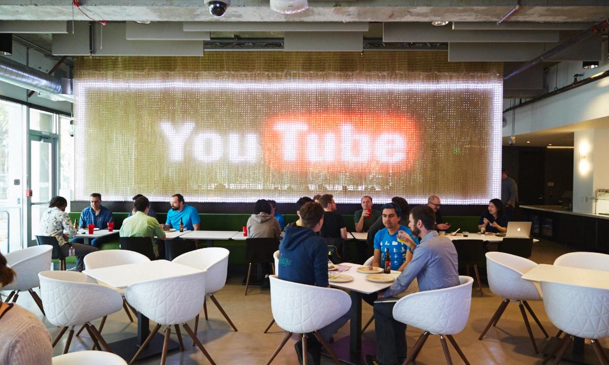Youtube Cafe - Foto: Google/Divulgação