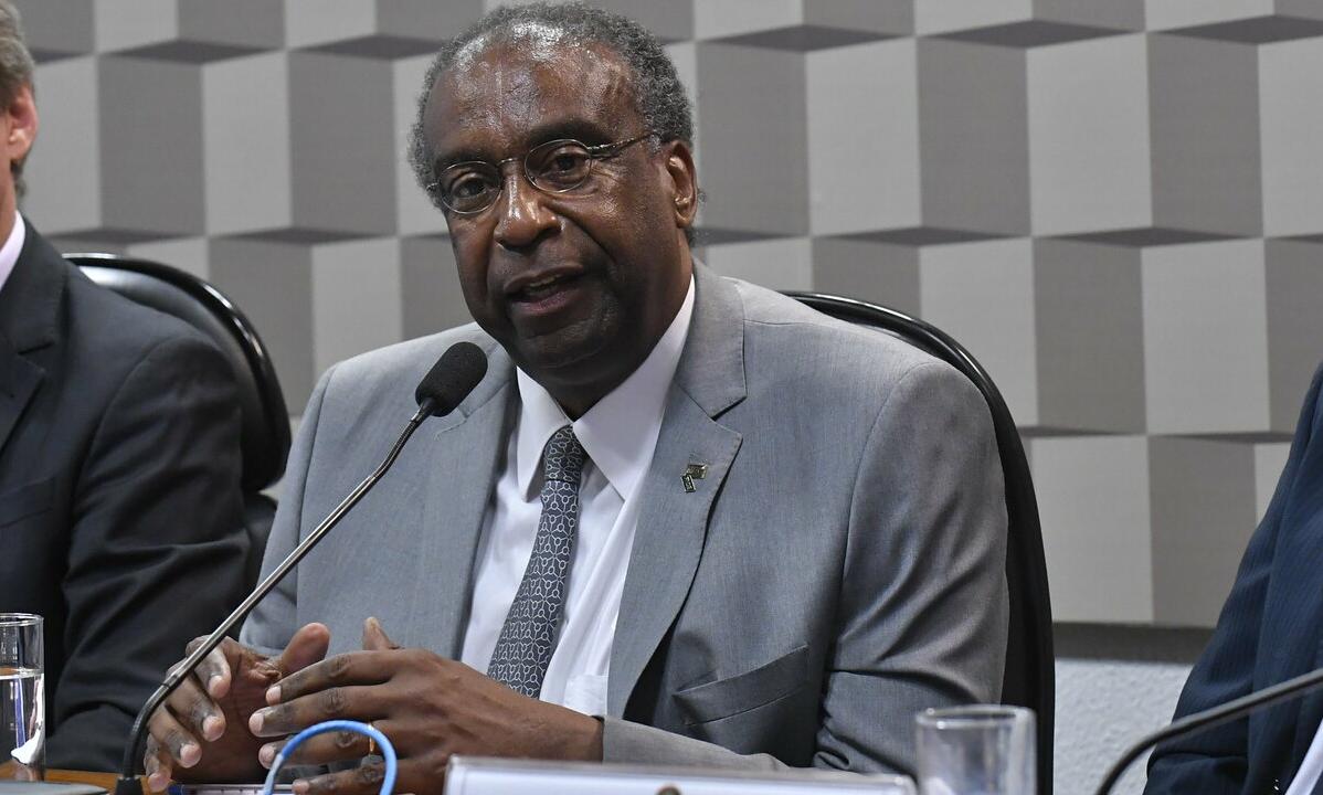 O novo ministro da Educação, Carlos Alberto Decotelli. Foto: Geraldo Magela/Agência Senado