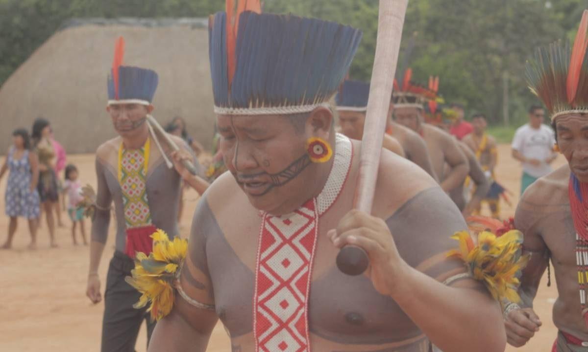 O coronavírus já vitimou 7,7 mil indígenas em todo o país (Foto: Cristian Wariu)