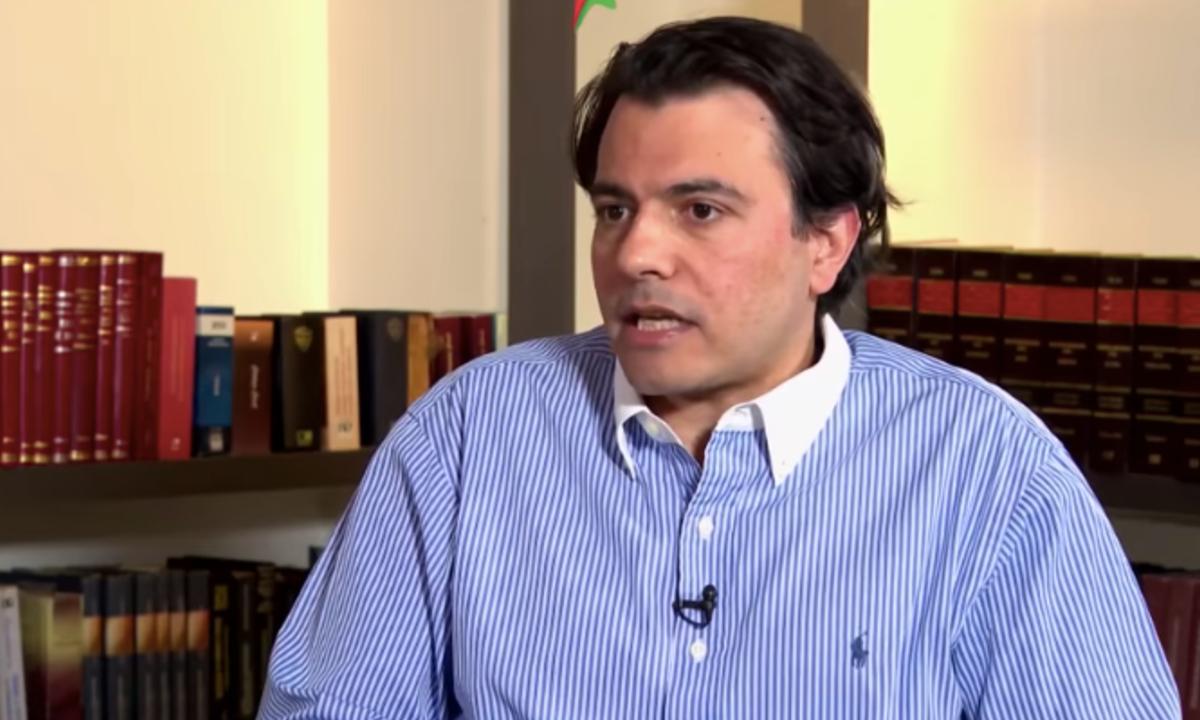 Otávio Fakhoury (Foto: Reprodução/YouTube)