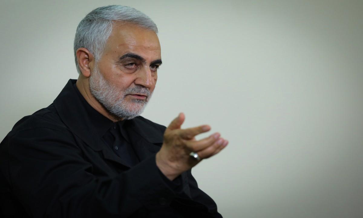 O major-general Soleimani. Foto: khamenei.ir