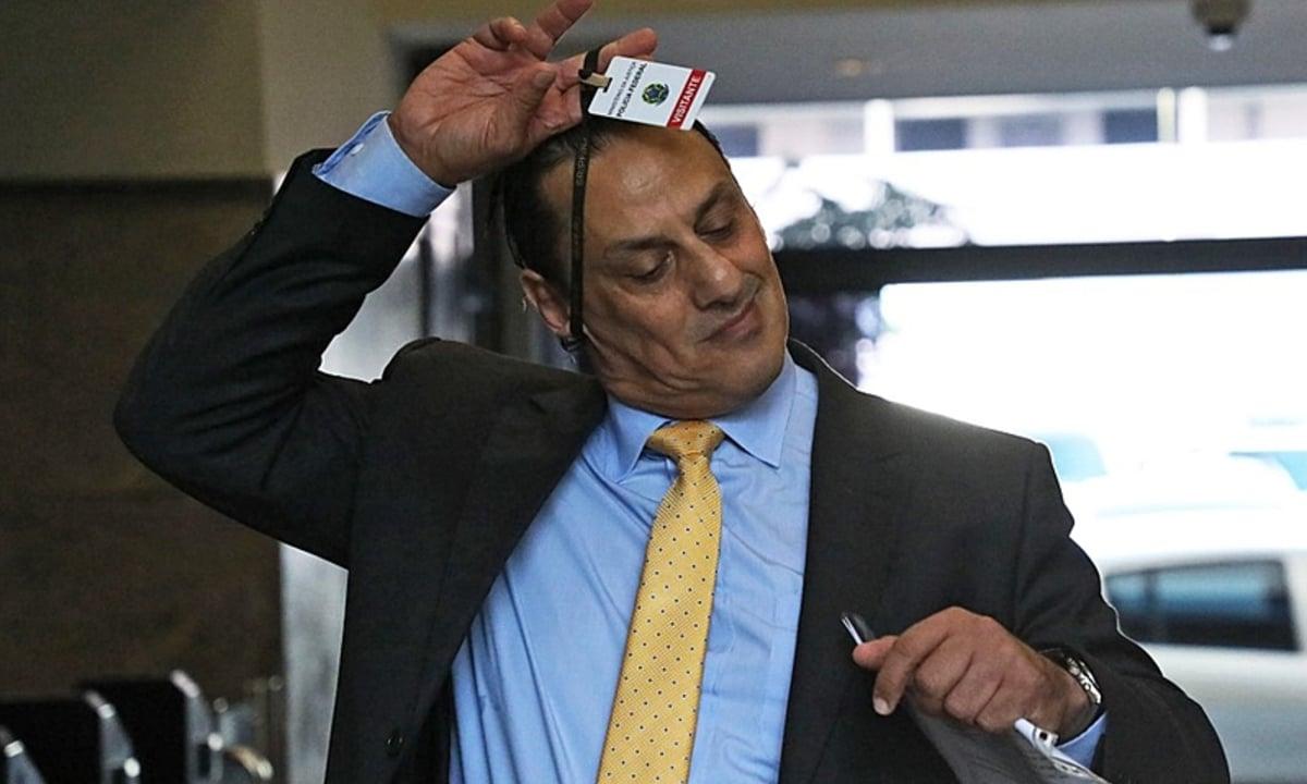 Advogado Frederick Wassef. Foto: AFP