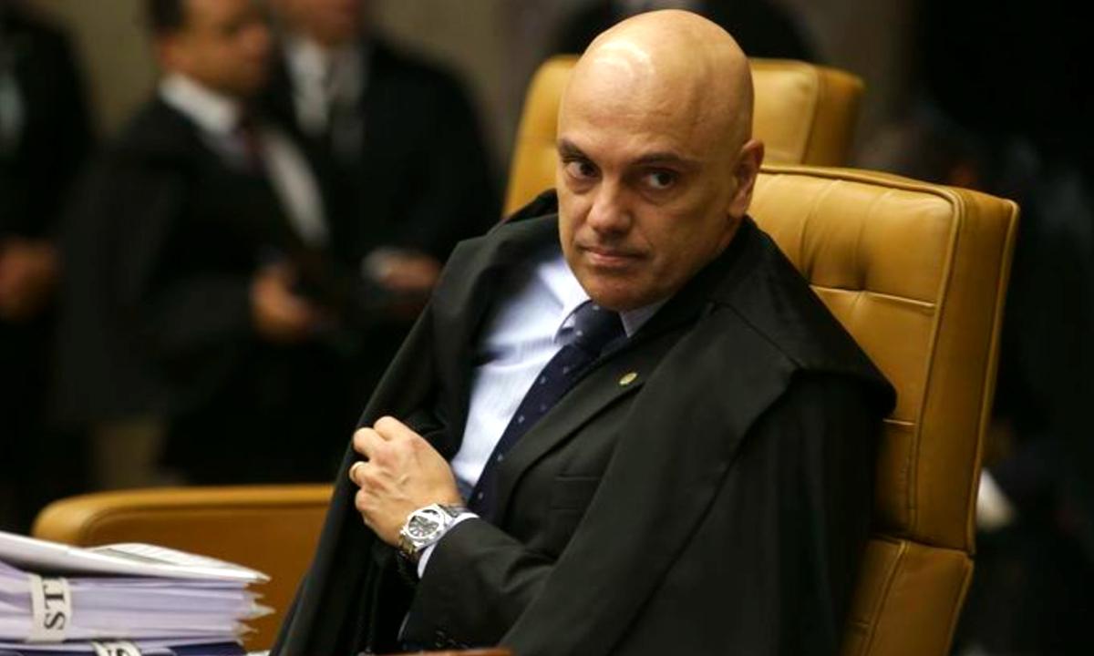 Ministro do STF, Alexandre de Moares. Foto:  Antônio Cruz / Agência Brasil