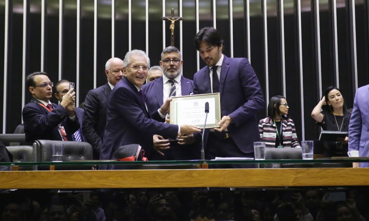 O deputado federal Fábio Faria. Foto: Agência Câmara