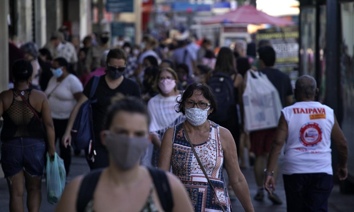 Foto: Mauro Pimentel/AFP