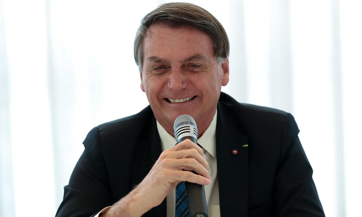 O presidente da República, Jair Bolsonaro. Foto: Marcos Corrêa/PR