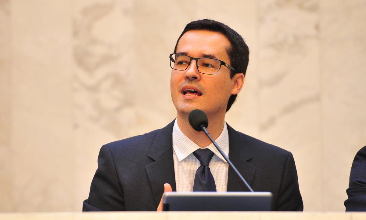 O procurador Deltan Dallagnol. Foto: Pedro de Oliveira/ALEP