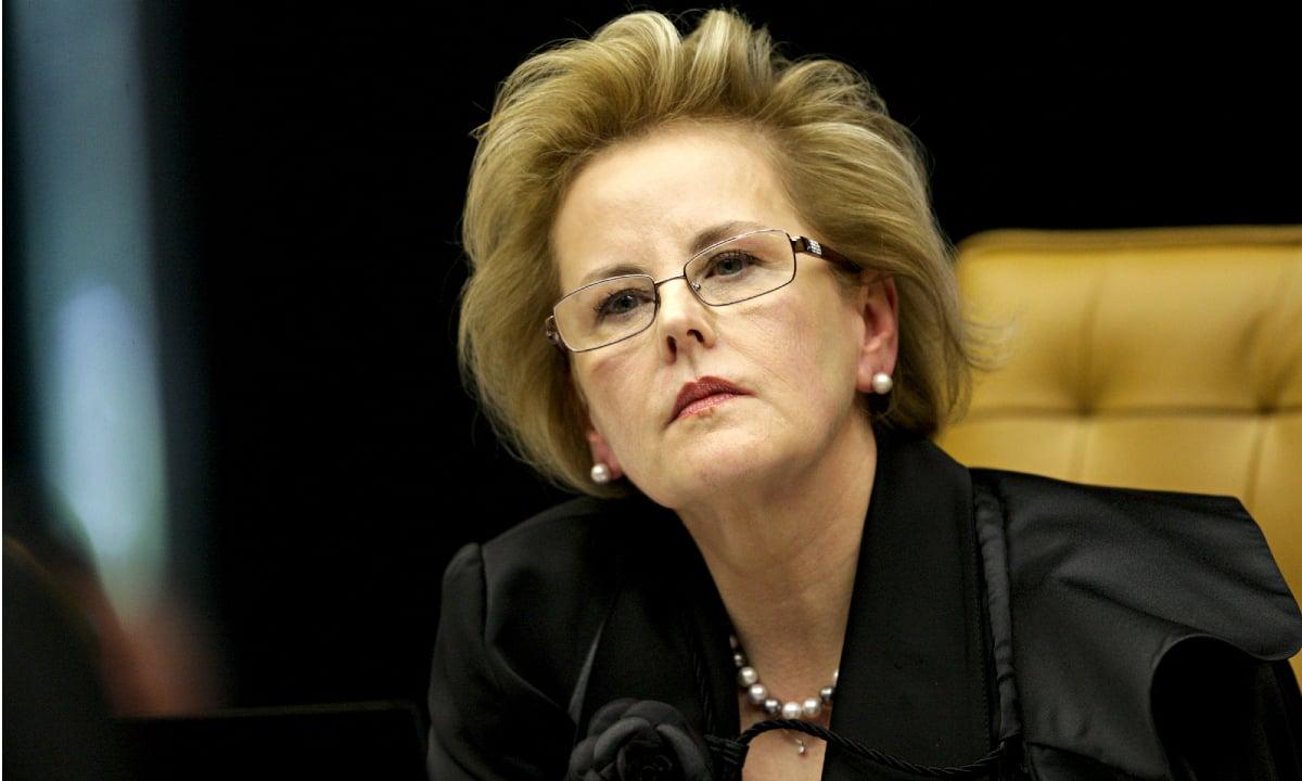 A Ministra Rosa Weber. Foto: STF.