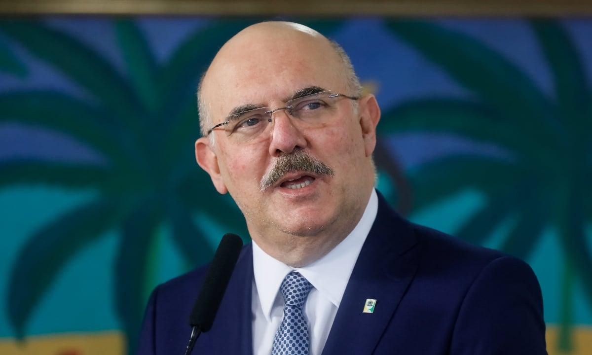 O novo ministro da Educação, pastor Milton Ribeiro. Foto: PR
